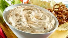 Dry french onion soup mix + sour cream = easiest, yummiest french onion dip ever! Substitute sour cream with greek yogurt for a healthier version!