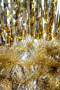 Tinsel time...
