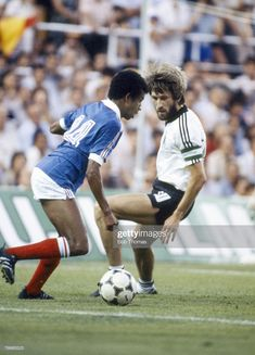 Nr 40 original FOOTBALL STICKERS PANINI FOOT 82 1982 Marius TRESOR