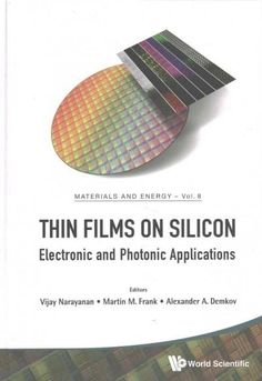 Thin Films on Silicon: Electronic and Phonotic Applications