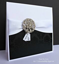 Kylie's Cards and Things: A Wedding Card