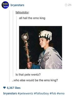 Emo King