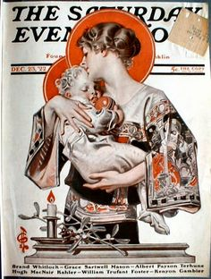 Joseph Christian Leyendecker. Love this picture for so many reasons.