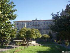 Plaza de la Ferrería a Pontevedra, #Galizia #Spagna