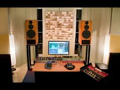 Online Mastering, Audio Mastering Studio, London. New great sounding room. redmastering.co.uk