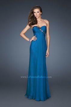La Femme 18186 #LaFemme #gown #cocktail #elegant many #colors #love #fashion #2014