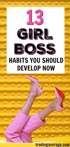 13 Girl Boss Habits to Develop Now. Because the world needs more girl power. Law School Humor, Boss Babe Motivation, Job Help, Star Reading, Girl Boss Quotes, Change, Multi Level Marketing, Find A Job, How To Get Rich