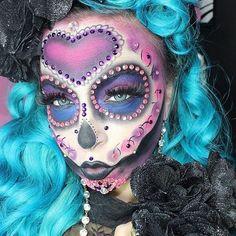 Sugar skull, el dias de los muertos