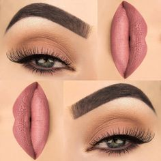 """**POSS DUPE** """"This is my favorite go-to look when I wanna look fresh and natural…"""" @makeupthang"""