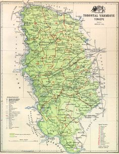 Posts about Serbia written by infrastruct County Map, Old Maps, Hungary, Roots, World, Art, Country, Vintage, Geography