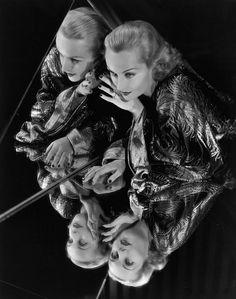 Carole Lombard. Photo: Eugene Robert Richee.