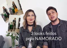 3 looks feitos pelo namorado e papo sobre moda - Blog Van Duarte - Veja os looks que o meu namorado escolheu, se eu gostei e como é a nossa parceria de tra