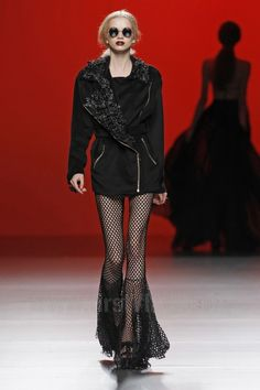 María Escoté Fall 2012 RTW Madrid