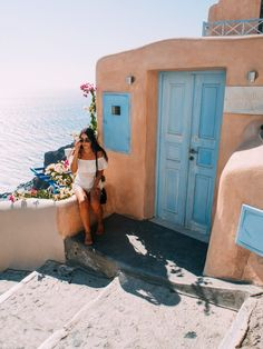 Travel Diary: Summer in Santorini | Sunday Chapter