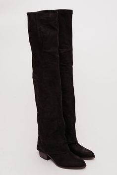 The Hidden Pant Boot