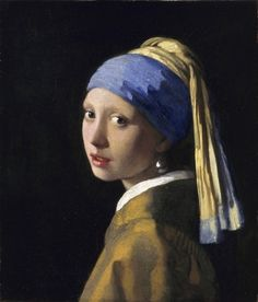 Johannes Vermeer - Girl with the Pearl Earring fine art preproduction . Explore our collection of Johannes Vermeer fine art prints, giclees, posters and hand crafted canvas products Johannes Vermeer, Girl With Pearl Earring, Pearl Earing, Pearl Necklaces, Vermeer Paintings, Rembrandt Paintings, Rembrandt Art, Oil Paintings, Portrait Paintings