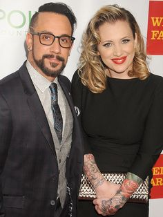 Backstreet Boys' A.J. McLean and Wife Rochelle Expecting SecondChild…