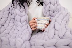 Boost Your Mood with Hand Knitting