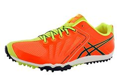 ASICS Mens Cross Freak ShoeOrange FlameInkFlash Yellow12 M US * Read more reviews of the product by visiting the link on the image.(This is an Amazon affiliate link)