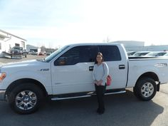 """It's been a pleasure to do business with The Auto Group! I've enjoyed the service and special attention to meet my needs. Thank you Mark!!"" -Lisa T Thank you Lisa, and a BIG thanks from the Auto Group! We really appreciate the opportunity to earn your business, and hope you enjoy your new Ford F150!"