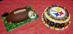Steelers cakes