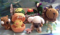 My work (Amigurumi, Crochet, Recicled tetrabrick, etc.....) - Angie Gurumi - Álbumes web de Picasa