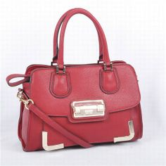 Guess Red Cross Body Woman Bag with Large Logo - New Arrival Guess Handbags-Campaign Categories - TopBuy.com.au