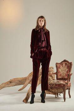 Velvet Crush :: The Season's Smoothest Look