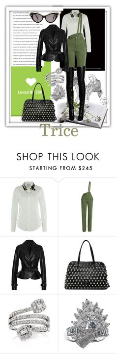 """""""Set me free.~~7⃣"""" by tricewillbe ❤ liked on Polyvore featuring moda, RED Valentino, Marc by Marc Jacobs, Elie Saab, Mark Broumand y A-Morir by Kerin Rose"""