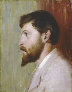 Tom Roberts painting of Arthur Streeton, 1891... Sir Arthur Ernest Streeton (8 April 1867 – 1 September 1943) was an Australian landscape painter and leading member of the Heidelberg School, also known as Australian Impressionism. for further reading on Arthur Streeton, courtesy of wikipedia, click here>>> http://en.wikipedia.org/wiki/Arthur_Streeton