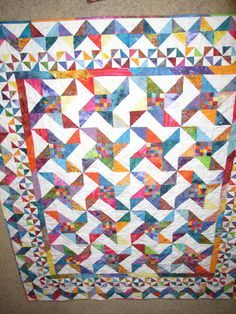 quilts with batiks - Google Search