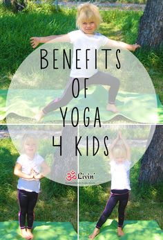 5 Reasons Why Yoga For Kids is Beneficial