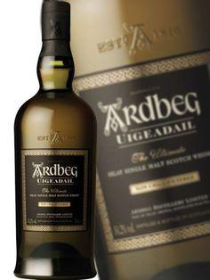 Ardbeg Uigeadail Top Drinks, Homemade Food, Scotch, Whisky, Whiskey Bottle, Recipes, Plaid, Whiskey, Recipies