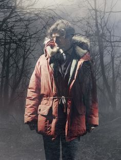 Everest Parka Orange