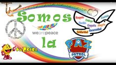 SOMOS LA PAZ  (Unai Quirós) Peace, Youtube, Festivals, Art, School, Primary Music, Christmas Music, Social Skills, Fun Crafts