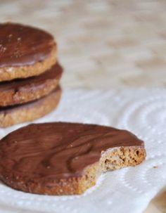 Biscuits Granola maison  - ELLE