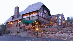 the craftwood inn - manitou springs, co -- great food, wonderful atmosphere, beautiful place to share a special occasion!