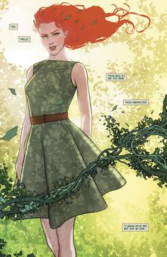 Poison Ivy (Batman Vol. 3 - Batman Art - Ideas of Batman Art - Poison Ivy (Batman Vol. Poison Ivy Batman, Poison Ivy 3, Poison Ivy Comic, Poison Ivy Dc Comics, Batman Comic Art, Gotham Batman, Batman Comics, Gotham Villains, Joker Batman