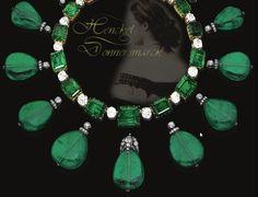 La Paivas Emerald Jewels of Henckel-Donnersmarcks