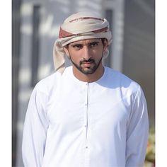 Hamdan bin Mohammed bin Rashid Al Maktoum. Vía: khalifasaeed