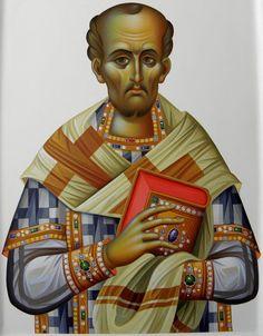 John Chrysostom Whispers of an Immortalist: Icons of the Venerables 4