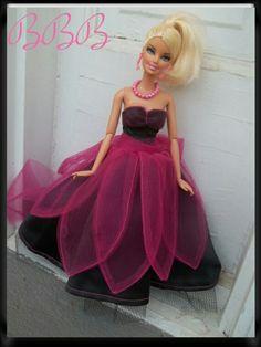 5113a49e7c Barbie Barbie Baba, Barbie Ház, Ruhák Buliba, Miniatűr, Játékok, Barbie  Babák
