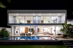 Diseño de Interiores & Arquitectura: Villas Oceaniques con un Diseño Interior Minimalista en Vietnam