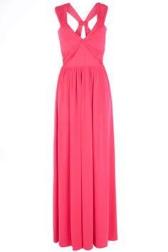 Buy Coast Branda Maxi Dress, Pink from our Women's Dresses Offers range at John Lewis & Partners. Bridesmaid Dresses Under 50, Beautiful Bridesmaid Dresses, Prom Dresses, Summer Dresses, Formal Dresses, Celebrity Look, Dress To Impress, Style Inspiration, Wedding Inspiration
