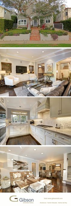 Remodeled Palisades home with exquisite interior. Your new home is in a coveted neighborhood near the beach and Village. Open 2/2 with agent Susan Stark.
