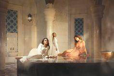 Jumeirah Zabeel Saray Hotel, Dubai - Talise Ottoman Spa - Ladies Hammam