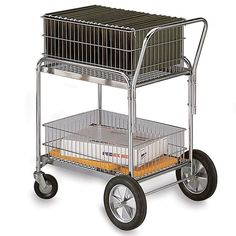 Open Wire Specialty Cart