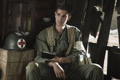 Andrew Garfield stars in Mel Gibson's Hacksaw Ridge (6)