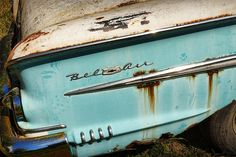 1958 Chevy Bel Air Photograph by Gordon Dean II
