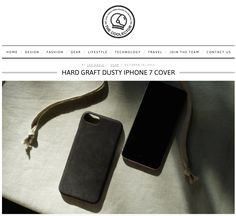Whilst the fanfare around the release of the iPhone 7 might not have been as high profile as usual, there are still an awful lot of owners of Apple's new device out there and they're in luck because there are loads of awesome accessories for them – not least this fantastic looking Dusty iPhone 7 cover from the guys at Hard Graft.